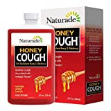 Naturade Honey Cough with Buckwheat Honey & Elderberry – 8.8 fl oz