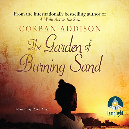 The Garden of Burning Sand Titelbild