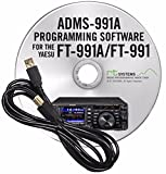 RTSYSTEMS Programming Software w/RT-42 USB-A to USB-B Cable for Yaesu FT-991A HF/VHF/UHF Amateur Radio