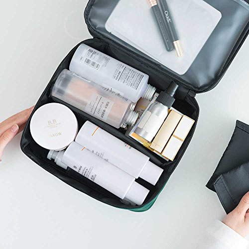 N\C Caja De Almacenamiento De Bolsas De Cosméticos Bolsa De Almacenamiento Portátil Conveniente para Viajes En Casa Estuche De Cosméticos Bolsa De Almacenamiento De Viaje