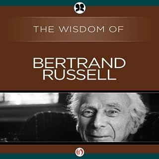 Wisdom of Bertrand Russell cover art
