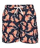Kanu Surf Men's Capri Swim Trunks (Regular & Extended Sizes),...
