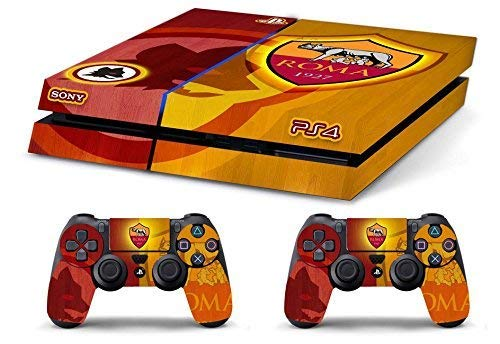 Skin PS4 OLD - AS ROMA ULTRAS CALCIO limited edition DECAL COVER ADESIVA