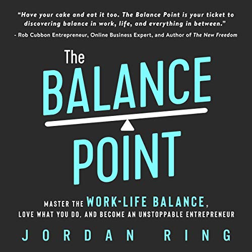 The Balance Point  By  cover art
