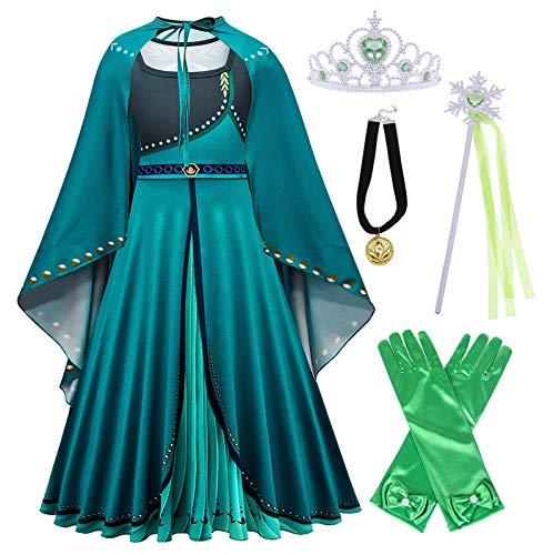 WonderBabe Fantasia de menina princesa vestir <b><a href=