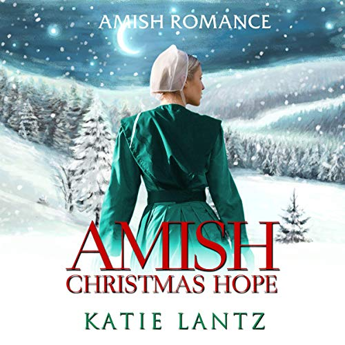 Amish Christmas Hope audiobook cover art
