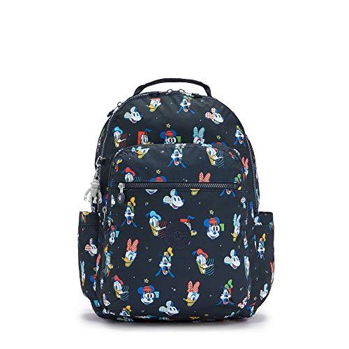 Kipling Disney's Mickey & Friends Seoul Large 15' Laptop Backpack Team Mickey