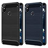 ivoler [2 Pack] Case Compatible with Xiaomi Mi A2, Silicone