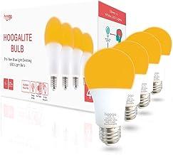 Sleep Light Bulb, Blue Light Blocking Amber Night Light. 1600K Sleep Aid Emits Only 0.06% Blue Light for Healthy Sleep. Ba...