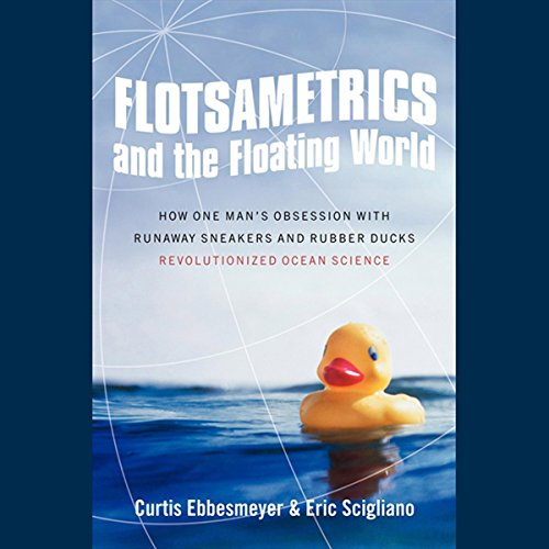 Flotsametrics and the Floating World audiobook cover art