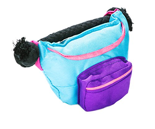 Funny Guy Mugs Retro Dog Fanny Pack Toy - Costume Accessory Or Pet Toy