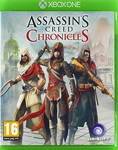 Microsoft Assassin's Creed Chronicles – Trilogy, Xbox One Base + supplemento Xbox One Inglese videogioco