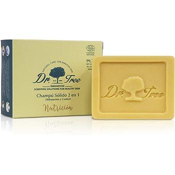 Champú para el cabello orgánico en barra paquete de 6 70g | Jabón para el cabello anticaspa con aceite esencial natural para el cuero cabelludo que pica, la psoriasis y el cabello