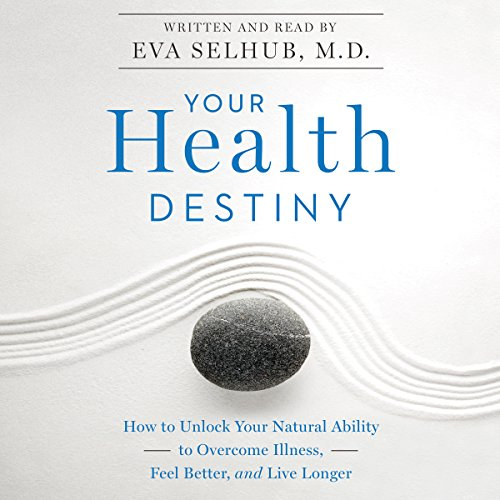 Your Health Destiny audiobook cover art