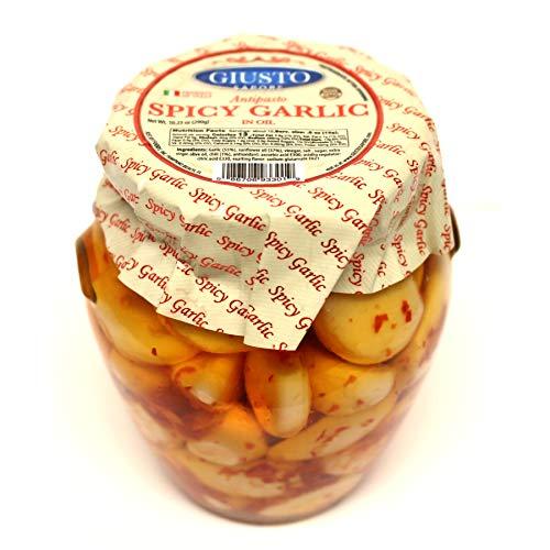 Canned & Jarred Garlic