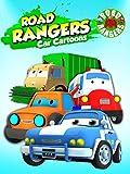 Road Rangers Car Cartoons