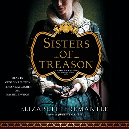 Sisters of Treason audiobook cover art