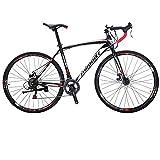 Eurobike Road Bikes 700C Wheels 49cm Frame