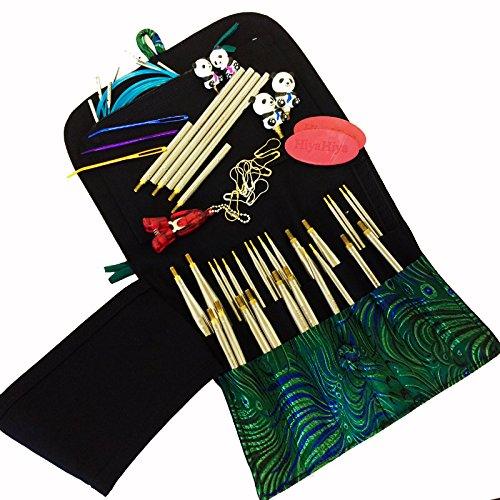 Lot de 1 HiyaHiya 12,7/cm Bambou Pinnacle Ensemble Cadeau