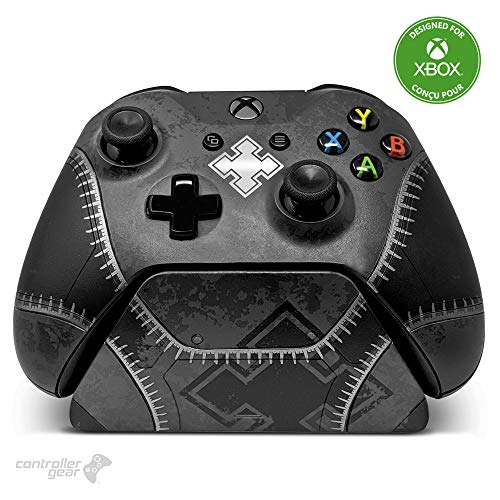 Controller Gear Gears Tactics - Locust Horde Limited Edition Wireless Controller and Pro Charging Stand Bundle for Xbox - Official Gears of War & Xbox Wireless Controller Bundle - Xbox One
