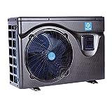 New Energy G180Y-B1 - Bomba de calor para piscina (4,35-18 kW, 230 V, 50 Hz, Mitshubishi R32, WLAN)