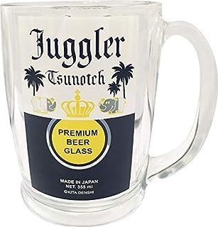 ジャグラー ビアグラス2 ビアジョッキ ビールジョッキ