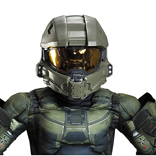Disguise Master Chief Child Helmet