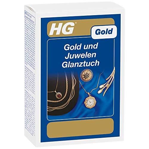 HG 433000105 Gold- und Juwelen-Glanztuch