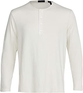 Men's Steg Flex Linen Long Sleeve Henley