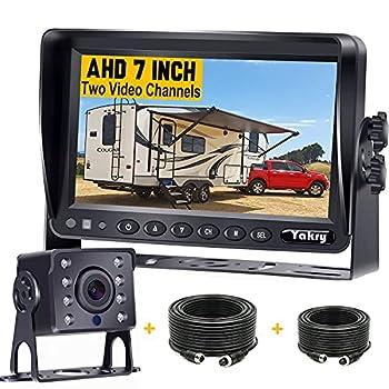rv rear view camera