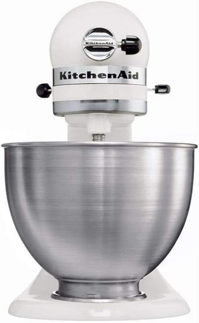 KitchenAid keukenmachines zwart wit