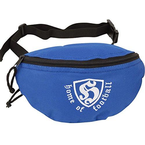 Hooligan Hip Bag Bauchtasche HOF blau - Einheitsgrösse