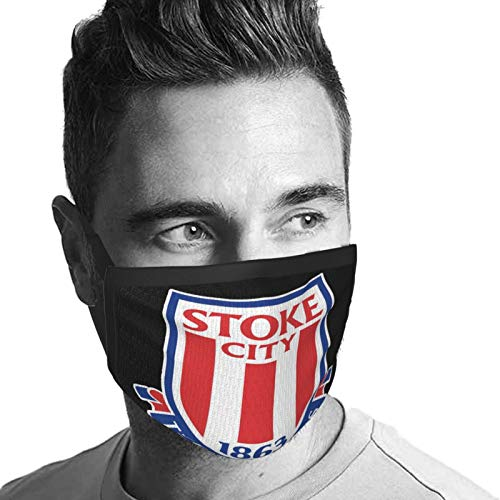 Stoke City F.C. Under-23S and Academy Premier League Bet365 Stadium EFL Cup Face Bandana Dust Wind Sun Protection for Women Men