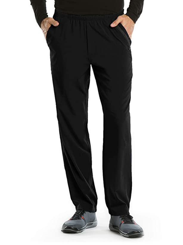 Barco ONE 7-Pocket Cargo Performance Zip Fly Pant for Men - Medical Scrub Pant