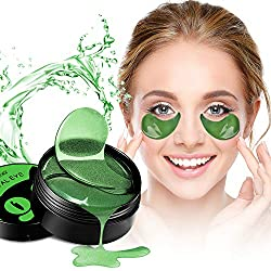 Eye pads Collagen Eye Mask Eye gel pads anti-aging under eye gel pads Eye patch with hyaluronic acid for fine lines, wrinkles, puffiness and dark circles, 30 pairs
