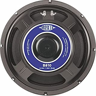 Eminence 10in Bass Driver 32 Ohm