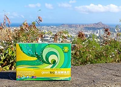 Green Tea Hawaii-60 Count-30 Day Supply (Pineapple Strawberry Flavor) from Green Tea Hawaii