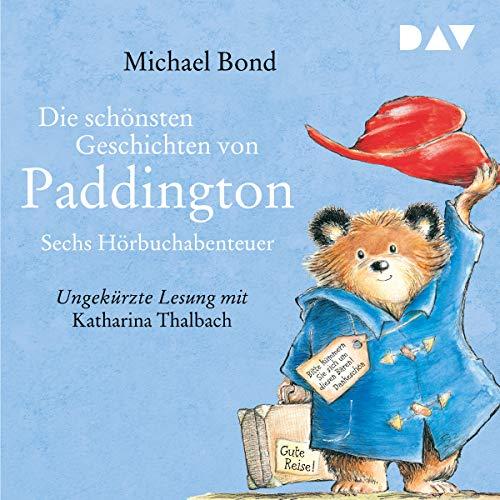 Die schönsten Geschichten von Paddington cover art