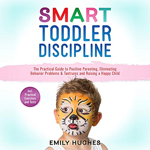 Smart Toddler Discipline cover art