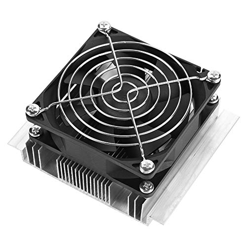 Semiconductor Cooler, Mini 15L Thermoelectric Cooling Module Semiconductor Refrigeration Kit waterkoelingsapparaat