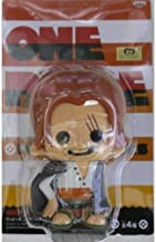 Banpresto Seven Warlords of The sea Appeared Hen Two Single Item Shanks ONE Piece x PansonWorks One Piece Soft Vinyl Figure in Blister King (Japan Import)