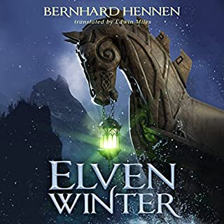 Elven Winter cover art