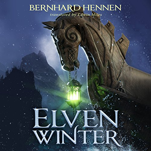 Elven Winter audiobook cover art