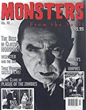 monsters from the vault magazine