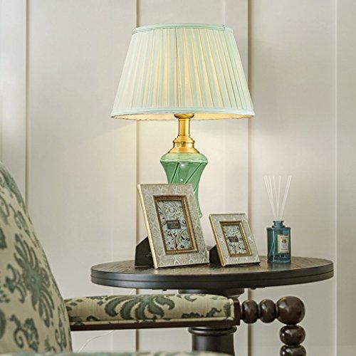 - Tafellamp keramische tafellamp - beste keramische tafellamp serie in Amazon Mall (WQ18058) - eersteklas kwaliteit bedlampje