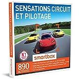 SMARTBOX - Coffret Cadeau - SENSATIONS CIRCUIT ET PILOTAGE - 545 Activités : Stages...