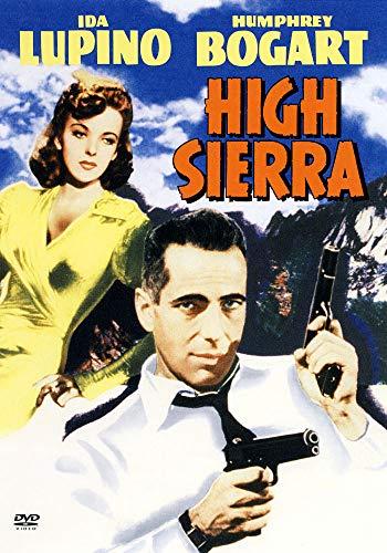 High Sierra - Humphrey Bogart [DVD] [1941]