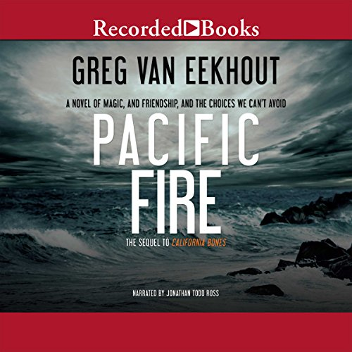 Pacific Fire audiobook cover art