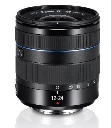 Samsung EX-W1224ANB Objektiv 12-24mm F4-5.6 ED für Samsung NX-Serie
