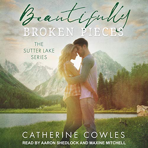 Beautifully Broken Pieces audiobook cover art